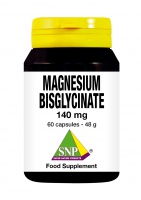 Magnesium Bisglycinate 140 mg