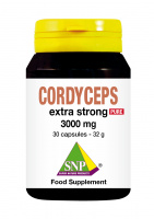 Cordyceps extra strong 3000 mg