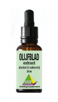 Olive leaf extract fluid   Alcohol & Sugar free