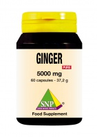 Ginger 5000 mg Pure
