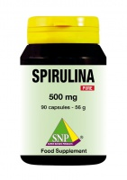 Spirulina 500 mg Pure